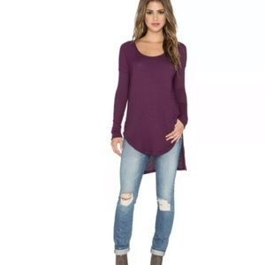Free People Women Small Ventura Pacific Thermal